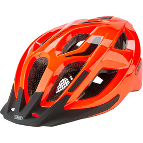 ABUS Aduro 2.1 Casco, shrimp orange